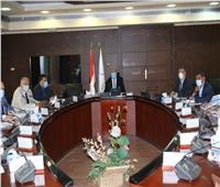 «الوزير» يترأس أعمال الجمعية العامة للشركة المصرية للصيانة