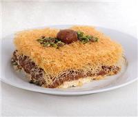 حلويات رمضان| طريقة عمل «كنافة البلح»