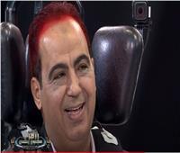 فيديو| أبو المعاطي زكي مع رامز جلال: «أنا أهلاوي»