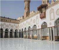 بث مباشر  أول صلاة تراويح في الجامع الأزهر خلال رمضان
