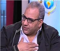 """بيومي فؤاد يعتذر للجمهور عن مسلسل """"رجالة البيت"""""""