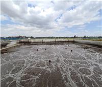 مياه المنوفية: فحص 4 آلاف عينة شهرياً وتطهير أكثر من 240 خزان علوي