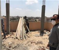 المجتمعات العمرانية: إزالة فورية لمخالفات البناء في مدينة 6 أكتوبر