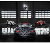 «مازيراتي» تخصص النموذج الأولي لسيارتها الرياضية MC20
