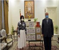 محافظ القاهرة يثمن دور التعاون بين مؤسسات المجتمع المدني والحكومة لتخطي أزمة كورونا