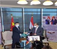 الصين تؤكد وقوفها مع مصر للتغلب على كورونا
