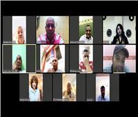 مستقبل وطن الأقصر يعقد أول اجتماع بتقنية الفيديو