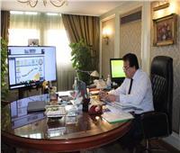 """وزير التعليم العالي يرأس اجتماع المجلس الأعلى للجامعات عبر """"فيديو كونفرانس"""""""