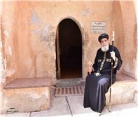 صور  البابا تواضروس يزوردير «أبو مقار»
