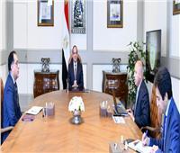 الرئيس السيسي يوجه بسرعة الانتهاء من خطة تطوير شبكة السكك الحديدية