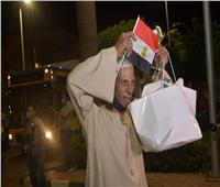وصول 3 أفواج للعائدين من الخارج لمدينة جامعة القاهرة لقضاء الحجر الصحي
