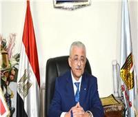 وزير التعليم: تعقيم وتطهير المدارس خلال فترة امتحانات الثانوية العامة