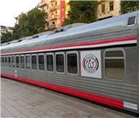 """""""السكة الحديد"""": غدا أولى رحلات العيد.. و40 قطار إضافي لمنع الزحام"""