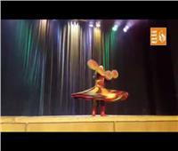 فيديو  تنورة عمار المصري في ليالي الثقافة الرمضانية على اليوتيوب