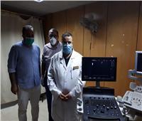 صحة الغربية: تطوير الطوارئ والرعاية العاجلة بمستشفي المحلة العام
