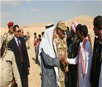 «قبائل سيناء» الشرفاء على خط النار مع القوات المسلحة للدفاع عن أرض الفيروز