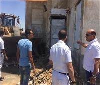 """"""" المجتمعات العمرانية"""": حملات لرفع الإشغالات وإزالة التعديات بمدينتى القاهرة الجديدة وحدائق أكتوبر"""