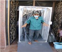 محافظ شمال سيناء: تركيب 3 بوابات إلكترونية للتعقيم