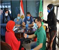 نائب محافظ الدقهلية يعقد اجتماعا مع مسئولي الطب الوقائي