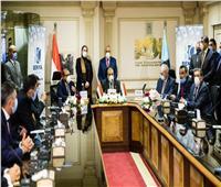 صور| السفير الأمريكي: كل المساندة للشركات التي تستثمر في مصر