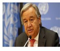 الأمين العام للأمم المتحدة يتابع تطورات السد الإثيوبي
