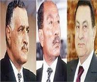 شهيب: عبد الناصر والسادات ومبارك كانوا قادة وطنيين