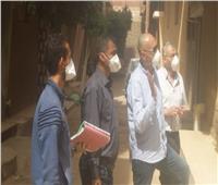 رفع الحجر الصحي عن قريتين بمركزي بني مزار والعدوة في المنيا