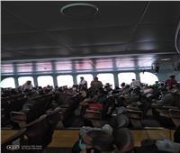 وصول 423 عائدا من السعودية إلى ميناء سفاجا ونقلهم إلى الحجر الصحي