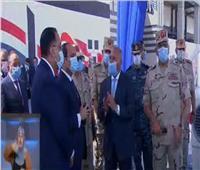بث مباشر  الرئيس السيسي يتفقد المرحلة الثالثة من مشروع بشائر الخير بالإسكندرية