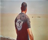 """لحظة استشهاد أحمد المنسي في مسلسل """"الاختيار"""""""