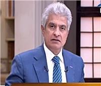 وائل الإبراشي: الرئيس السيسي حريص على افتتاح المشروعات ذات الطابع الاجتماعي