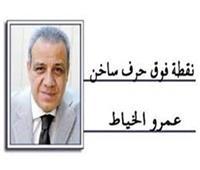 عمرو الخياط يكتب.. حــرس ســلاح