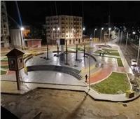 شوشه: الانتهاء من تطوير 5 ميادين رئيسية بمدينة العريش