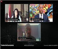 فيديو| التعاون الدولي: أزمة فيروس «كورونا» أثبتت أهمية أن نتكاتف جميعا