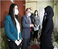 الرئيس السيسي يكرم أسرة شهيد كورونا الدكتور مصطفى صلاح الدين