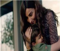 دينا الشربيني تسامح عائلة الشيال في الحلقة الاخيرة من «لعبة النسيان»