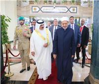 الإمام الأكبر يتبادل التهاني بعيد الفطر مع ملك البحرين