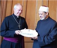 رئيس أساقفة كانتربرى يهنئ فضيلة الإمام الأكبر الدكتور أحمد الطيب بعيد الفطر المبارك