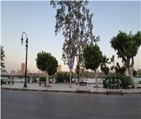 صور| «بدون العشاق».. كورنيش النيل وحيدًا في عيد الفطر المبارك