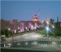 بالفيديو والصور.. أول أيام عيد الفطر| بأمر فيروس كورونا .. القلعة بدون زائرين