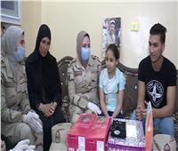 شاهد| أهالي شهداء القوات المسلحة يتحدثون عن بطولات أبنائهم بمناسبة عيد الفطر