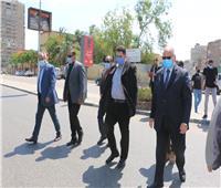محافظ القاهرة يتفقد شوارع العاصمة لمتابعة الالتزام بقرارت عيد الفطر
