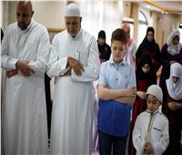 صور| صلوات عيد جماعية بالمنزل في الأردن في ظل الحظر بسبب كورونا