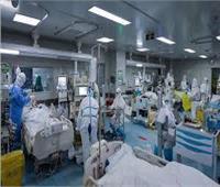 أوكرانيا: 432 إصابة جديدة بكورونا ترفع الإجمالي إلى 20.580 حالة