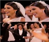 محبو ريم سامي يحتفلون بزفافها على «حمادة»: «أحلى عروسة ولا أيه»