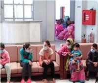 صور وفيديو| مركز التدريب المدني بدمنهور يحتفل بالعيد مع الأطفال بالأغاني وتوزيع الهدايا