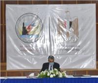 وزير الكهرباء| نعمل على قدم وساق لرفع كفاءة الشبكة الكهربائية فى سيناء