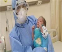 خروج رضيع من مستشفى عزل ملوى بعد التأكد من سلبية العينات