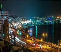 أكبر شوارع مطروح التجاريةتحت رحمة الحظر
