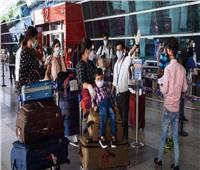 رغم ارتفاع إصابات «كورونا».. الهند تستأنف الرحلات الداخلية